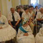 Pál Károly és Pelt Ilona a VMSZ választmányi tagja, illetve tartományi képviselője